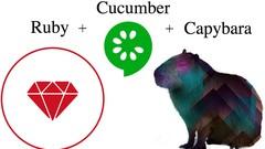 Automação de Testes com Capybara, Cucumber e Ruby