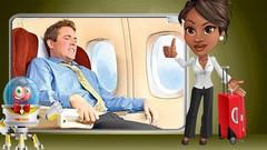 Superar o Medo de Avião