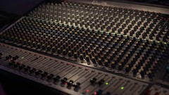 Operating the Audio Mixer, A Beginning Sound Engineer Course