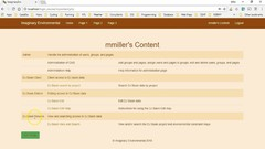 PHP registration, login and content management system