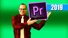 Adobe Premiere Pro: Beginner to Pro - (Short Lessons)