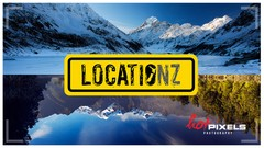 LOCATIONZ : landscape lessons on location & post-processing