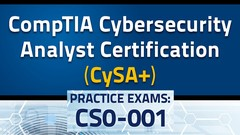 CompTIA Cybersecurity Analyst (CySA+) Practice Exams
