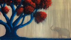 The Elephant Tree - Beginner Oil Painting Lesson