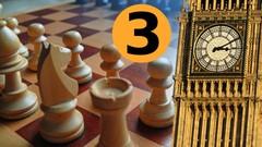 Curso Aperturas de ajedrez: El Sistema Londres 3