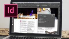 Adobe InDesign CC - Avanzado: Diseño Editorial Pro.