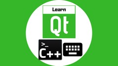 Qt 5 C++ GUI Development For Beginners : The Fundamentals