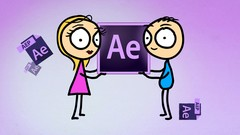 Animated Video How Stress Affects Your >> After Effects Simple Character Animation Motion Graphics