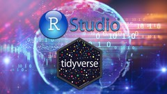 Imágen de Curso completo de R para Data Science con Tidyverse