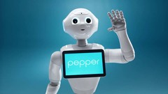 Learn Conversational UX on Pepper the Robot