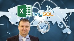 Create Excel apps with MySQL & Virtual Forms & Excel VBA