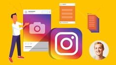 Instagram Marketing 2019: Grow from 0 to 40k in 4 months | Udemy