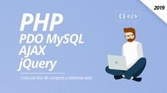Imágen de Experto en PHP MySQL y AJAX haciendo 3 sistemas prácticos