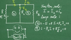 Master Electric circuits, part 1-DC Circuits