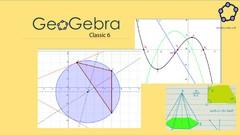 Curso Matemáticas con Geogebra