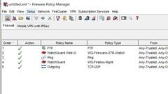 Configuracion Basica de Firewall Watchguard