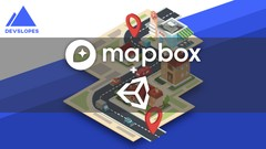 Unity 3D location based game development with Mapbox