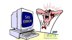 SAS Log Issue Handling and Good Programming Practices
