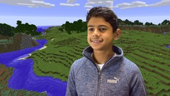Build Minecraft Mod using JAVA - for Kids and Beginners | Udemy