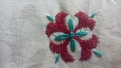 Learn the art of Hand Embroidery
