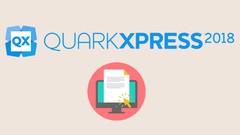 Aprende y domina QuarkXPress 2018 - Curso completo 2019