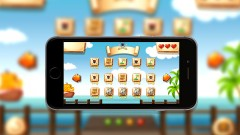 Make an iPhone Arcade Game & Publish it. No need to program