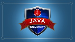 Java University: From Beginner to Expert in Java [10 in 1]!