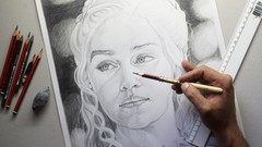 Curso De Dibujo: Como Dibujar Un Retrato De Principio a Fin