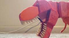 Premium Handmade Dinosaur Tutorials-Tyrannosaurus Rex