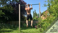 Build Amazing Upper Body Strength - Master the Pull Up