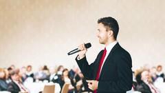 TJ Walker's 1-Hour Public Speaking Presentation Skills Class