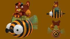 Imágen de Aprende Ilustración en 3D. Blender 3D para Principiantes