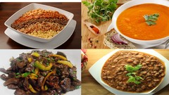 Egyptian Recipe : How to make 6 different Egyptian food   Udemy