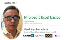 Curso Microsoft excel básico (Ver. 2019).