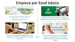 Imágen de Curso Microsoft excel básico (Ver. 2019).