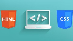Learn HTML and CSS from scratch