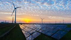 Financial modeling | Renewable Energy: Solar & Wind | 2018