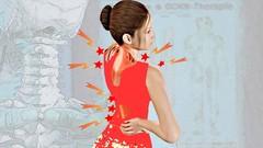 Within 30 minutes pain free through self-help exercises
