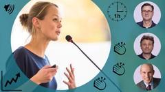 Rhetorik - In nur 1 Stunde zur perfekten Rede / Präsentation