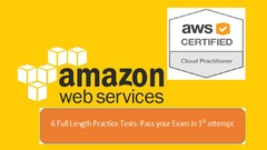 AWS Certified Cloud Practitioner 2019 Updated:400+ Questions