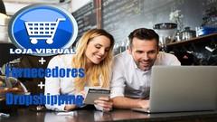 Crie Uma Loja Virtual WordPress+ fornecedores + dropshipping