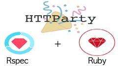 Testes automatizados de Api com Httparty + Rspec