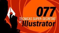 Imágen de 077 Técnicas super-secretas de Illustrator