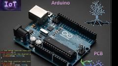 Arduino, Proteus, PCB Design, IoT , Industry 4.0