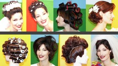 Short Hair Hairstyles for Wedding & Prom