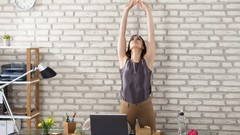 Qi Gong for Busy People, Entrepreneurs & Desk Bound Workers