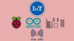 Curso completo de IoT com ESP8266, Arduino e Raspberry Pi