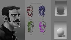Kurs - Digital Painting - Techniki oświetlenia