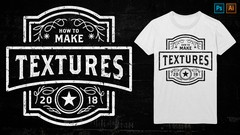 How To Make Textures For Photoshop And Illsutrator
