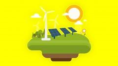 Renewable Energy (Solar, Wind, Fuel Cells) & Climate Change